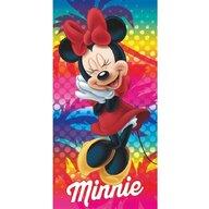 Star - Prosop de plaja microfibra Minnie 70*140 cm  ST50290