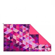 Lifeventure - Prosop pentru calatorii XXL Pink