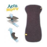 Aeromoov - Protectie antitranspiratie scaun auto GR 2-3 BBC Organic Anthracite