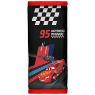 Seven - Protectie centura de siguranta Lightning McQueen Disney Cars