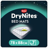 Huggies - DryNites Bed Mats 7 buc