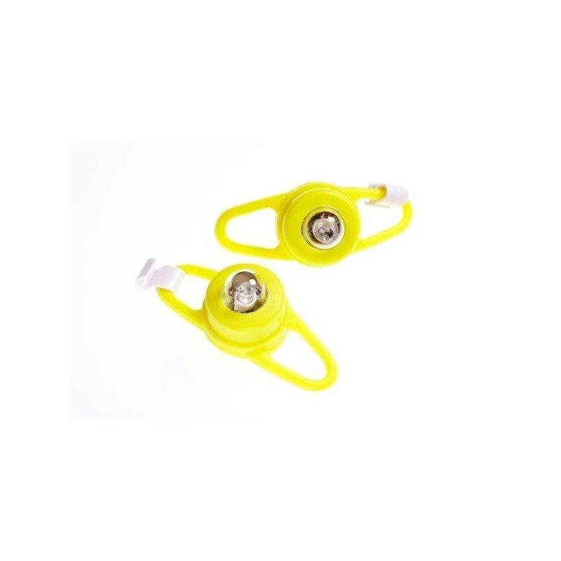 Proviz Semnalizatoare luminoase pentru carucioare si biciclete Proviz galben din categoria Accesorii plimbare de la Proviz Marea Britanie