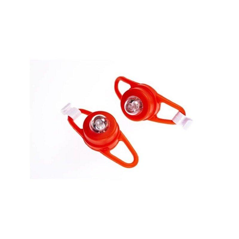 Proviz Semnalizatoare luminoase pentru carucioare si biciclete Proviz rosu din categoria Accesorii plimbare de la Proviz Marea Britanie