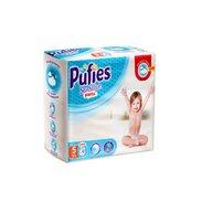 Pufies - Scutece chilotel Senstive Pants, Junior (5), 42 buc.