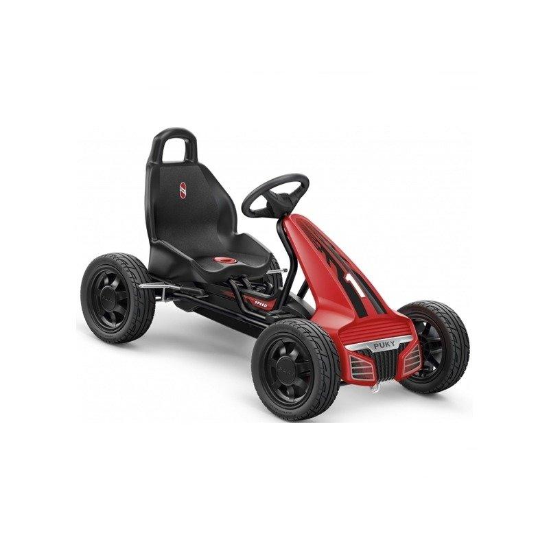 Puky Masina Cart F550L negru cu rosu
