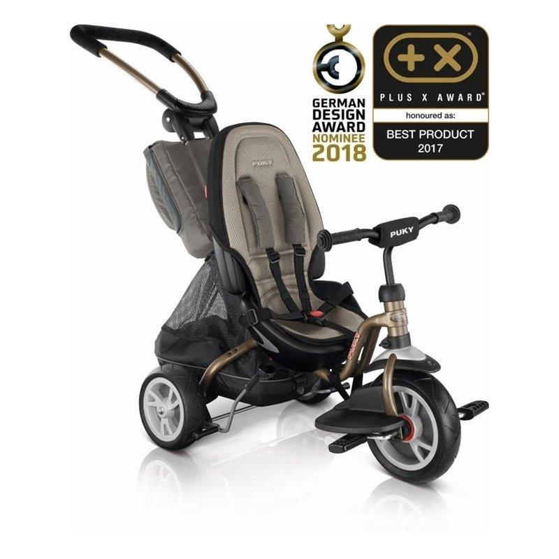 Puky Tricicleta cu maner - Puky-2410