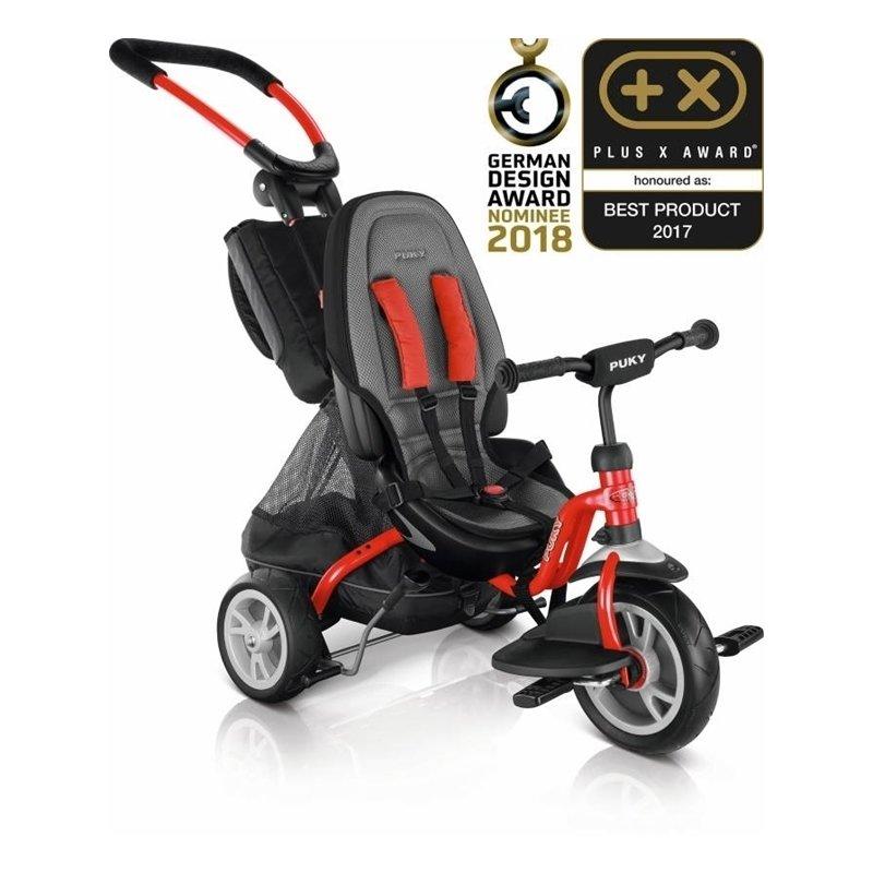 Puky Tricicleta cu maner – Puky-2413 din categoria Triciclete si Trotinete pentru copii de la Puky