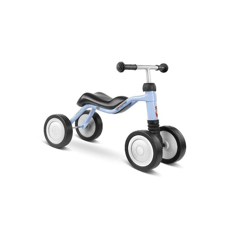 Puky Tricicleta fara pedale WUTSCH bleu din categoria Triciclete si Trotinete pentru copii de la Puky