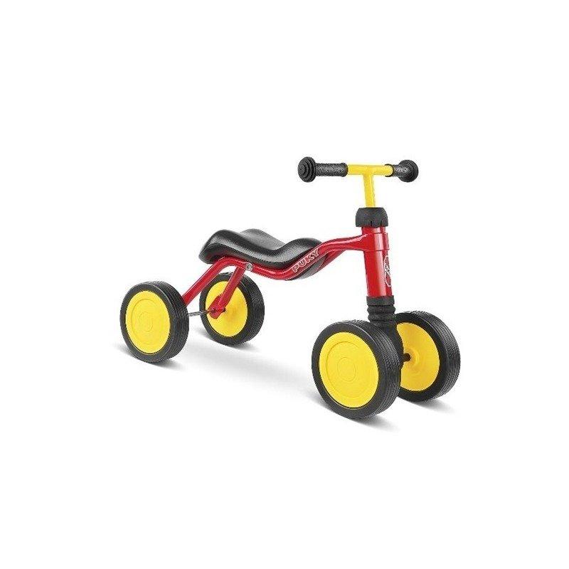 Puky Tricicleta fara pedale WUTSCH rosie din categoria Triciclete si Trotinete pentru copii de la Puky