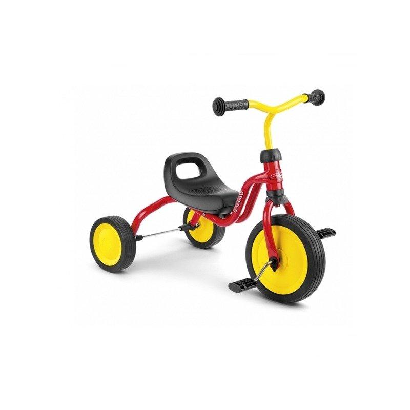 Puky Tricicleta Fitsch rosie din categoria Triciclete si Trotinete pentru copii de la Puky