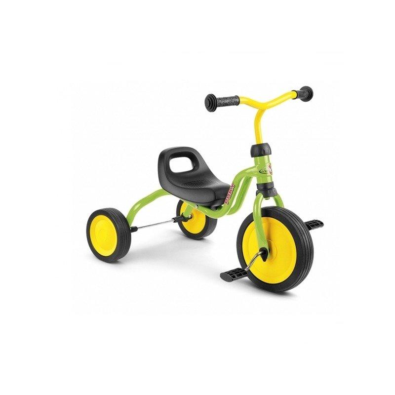 Puky Tricicleta Fitsch verde din categoria Triciclete si Trotinete pentru copii de la Puky