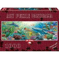 Puzzle 1000 piese, UNDERWATER PARADISE