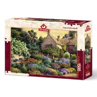 Puzzle 1500 piese, THE COLORS OF MY GARDEN