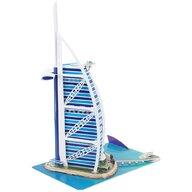 CUBICFUN - Puzzle 3D Burj Al Arab Nivel complex Puzzle Copii, piese 101