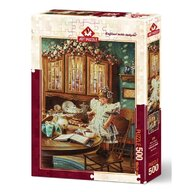 Puzzle 500 piese, SUGAR AND SPICE