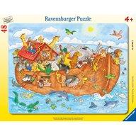 Ravensburger - Puzzle Arca lui Noe, 48 piese