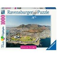 Ravensburger - Puzzle peisaje Cape town Puzzle Adulti, piese 1000