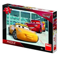 Dino - Toys - Puzzle Cars 3 (48 piese)