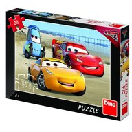 Dino - Toys - Puzzle Cars 3 la mare 24 piese