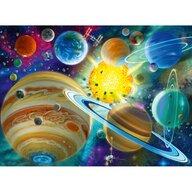 Ravensburger - Puzzle educativ Cosmos Puzzle Copii, piese 150