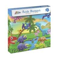 Grafix - Puzzle animale Dinozauri Puzzle Copii, piese 96
