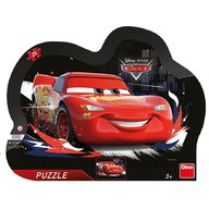 Dino - Toys - Puzzle cu rama Cars 25 piese