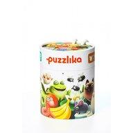 Cubika - Puzzle animale Ce mananca Puzzle Copii, piese 20