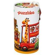 Cubika - Puzzle vehicule Masinutele cu prieteni Puzzle Copii, pcs  20