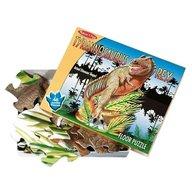 Melissa & Doug - Puzzle De Podea T-Rex