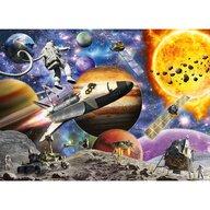 Ravensburger - Puzzle educativ Explorare in spatiu Puzzle Copii, piese 60
