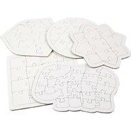 Creativ Company - Accesoriu Puzzle gol forme diferite Puzzle Copii