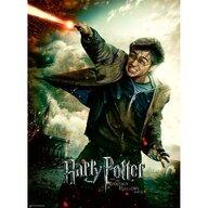 Ravensburger - Puzzle personaje Harry Potter Puzzle Copii, piese 100