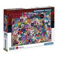 PUZZLE IMPOSSIBLE STRANGER THINGS 1000 DE PIESE CLEMENTONI
