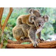 Ravensburger - Puzzle animale Koala Puzzle Copii, piese 200