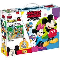 LISCIANI - Puzzle Mickey Mouse (60 piese)