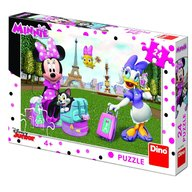 Dino - Toys - Puzzle Minnie si Daisy 24 piese