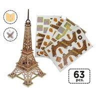 Educa - Puzzle Monument Turnul Eiffel 3D