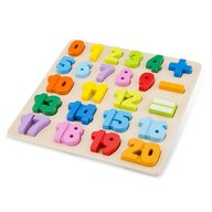 New Classic Toys - Puzzle Numere