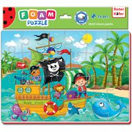 Roter Kafer - Puzzle Pirati 24 piese  RK1201-12