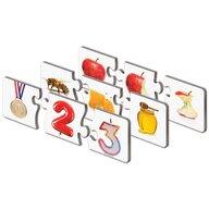 THE LEARNING JOURNEY - Puzzle educativ Potriveste secventele Puzzle Copii, piese 60