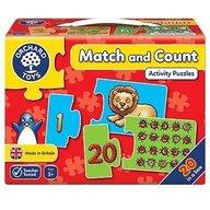 Orchard Toys - Puzzle Potriveste si numara de la 1 la 20