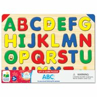 THE LEARNING JOURNEY - Puzzle educativ Sa invatam alfabetul Puzzle Copii, piese 26