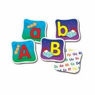 THE LEARNING JOURNEY - Puzzle educativ Sa memoram alfabetul Puzzle Copii, piese 52