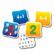 THE LEARNING JOURNEY - Puzzle educativ Sa memoram calcule matematice Puzzle Copii, piese 60