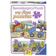 Ravensburger - Puzzle Santier, 2/4/6/8 piese