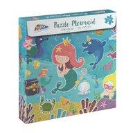 Grafix - Puzzle personaje Sirene jucause Puzzle Copii, piese 96
