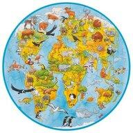 Goki - Puzzle educativ Lumea Puzzle Copii, pcs  49