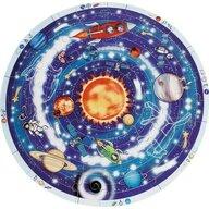 Beleduc - Puzzle educativ Planetele Puzzle Copii, pcs  49