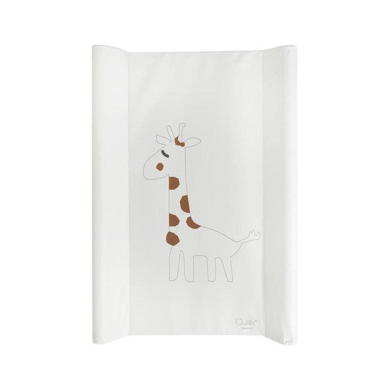 Qaux Salteluta de schimbat cu intaritura giraf din categoria Saltele si accesorii infasat de la Quax
