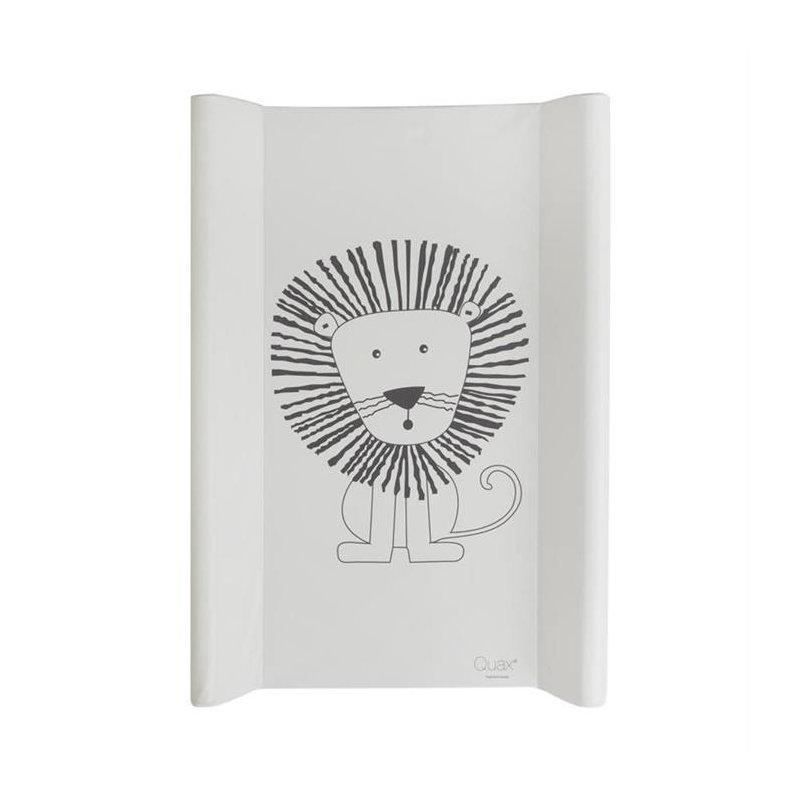 Qaux Salteluta de schimbat cu intaritura lion din categoria Saltele si accesorii infasat de la Quax